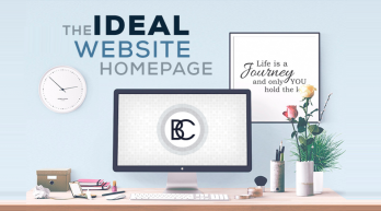 The Ideal Website Home Page