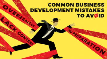 Common Business Development Mistakes to Avoid