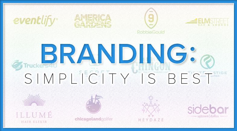 Branding: Simplicity is Best