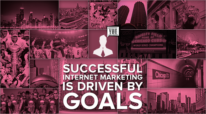 Successful Internet Marketing is Driven by Goals