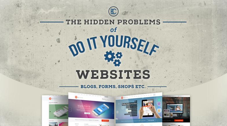 The Hidden Problems of DIY Websites