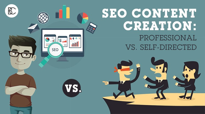 SEO Content Creation: Professional vs. Self-Directed