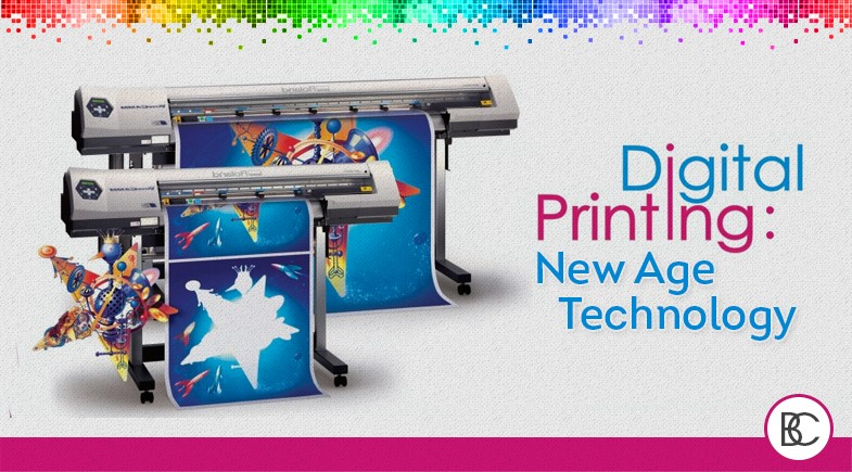 Digital Printing: New Age Technology