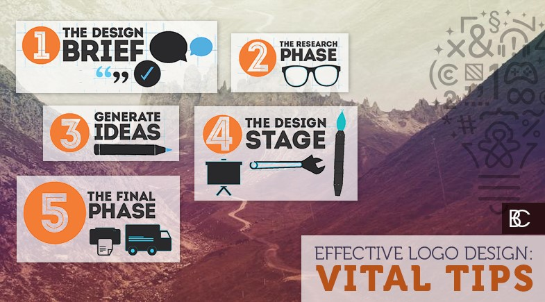 Effective Logo Design: Vital Tips
