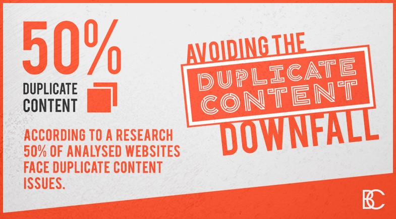 Avoiding the Duplicate Content Downfall