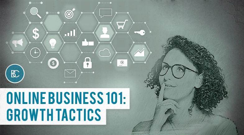 Online Business 101: Growth Tactics