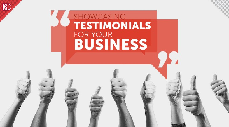 Showcasing Testimonials for Your Business