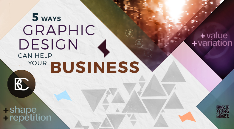 5 Ways Graphic Design Can Help Your Business
