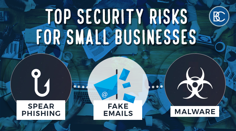 Top Security Risks for Small Businesses