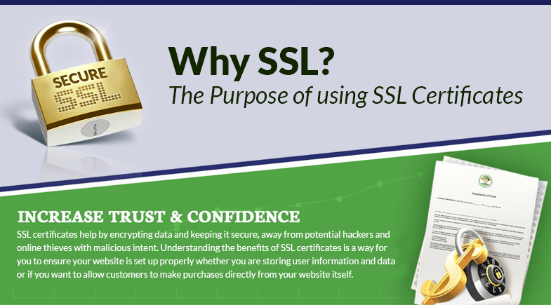Why SSL? The Purpose of using SSL Certificates