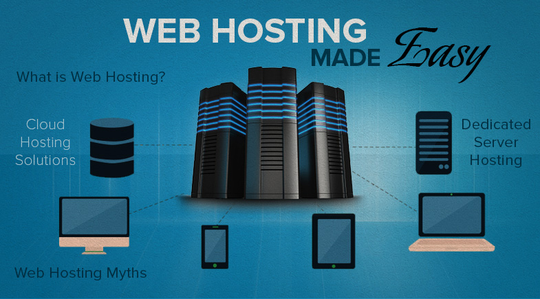 Web Hosting Made Easy
